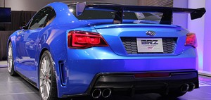 Subaru BRZ STI to Pack 280 HP