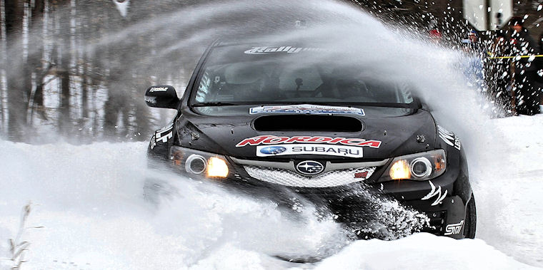 Snodrift Rally: January 17-18th
