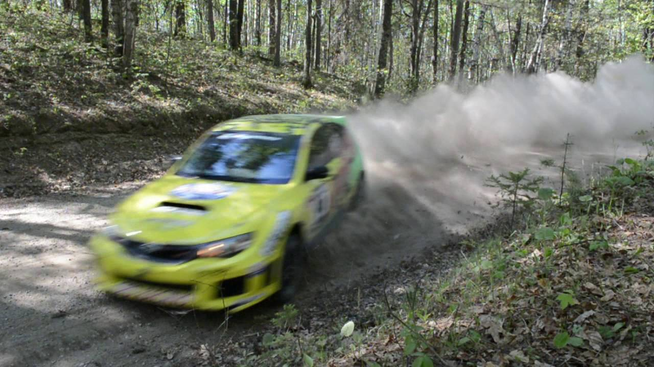 CPD Racing Headwaters Rally Stage 2/4/5/7