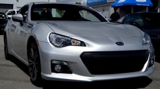 2013 Subaru BRZ Limiated: Believe (most of) the hype