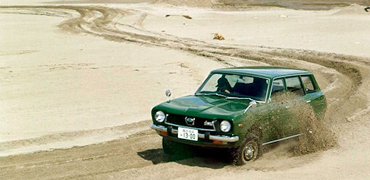 Subaru Celebrates 40th Birthday of its All-Wheel Drive System