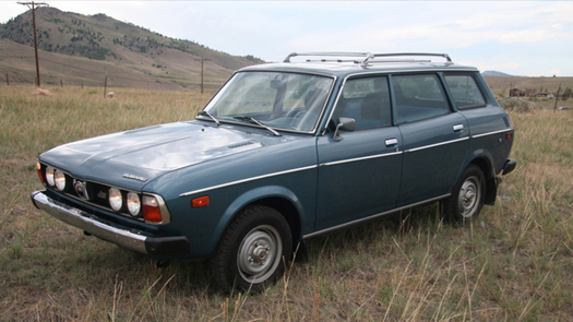 1978 Subaru GL Wagon: The Jalopnik Classic Review