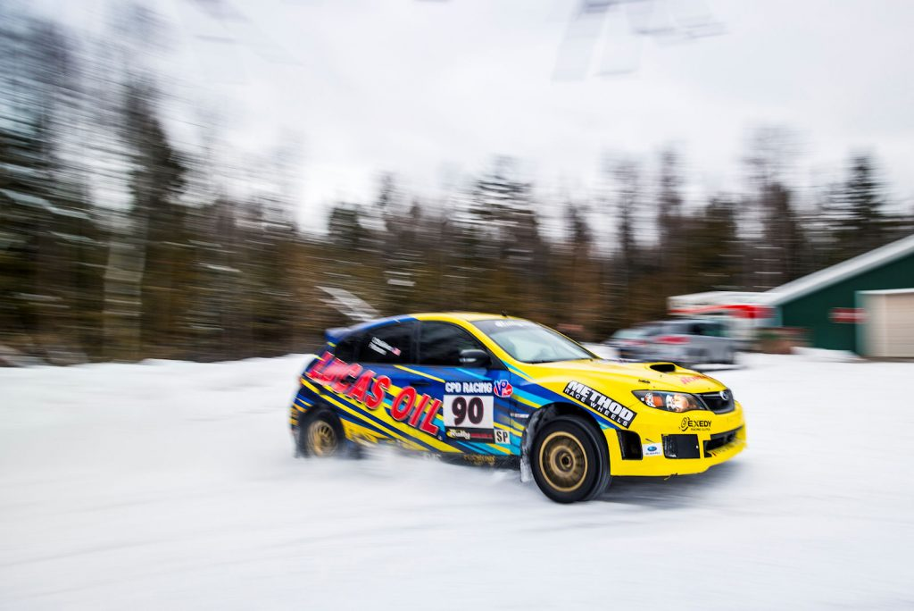 2016 Snodrift Rally Day Zero