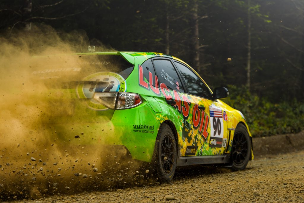 2016 Olympus Rally