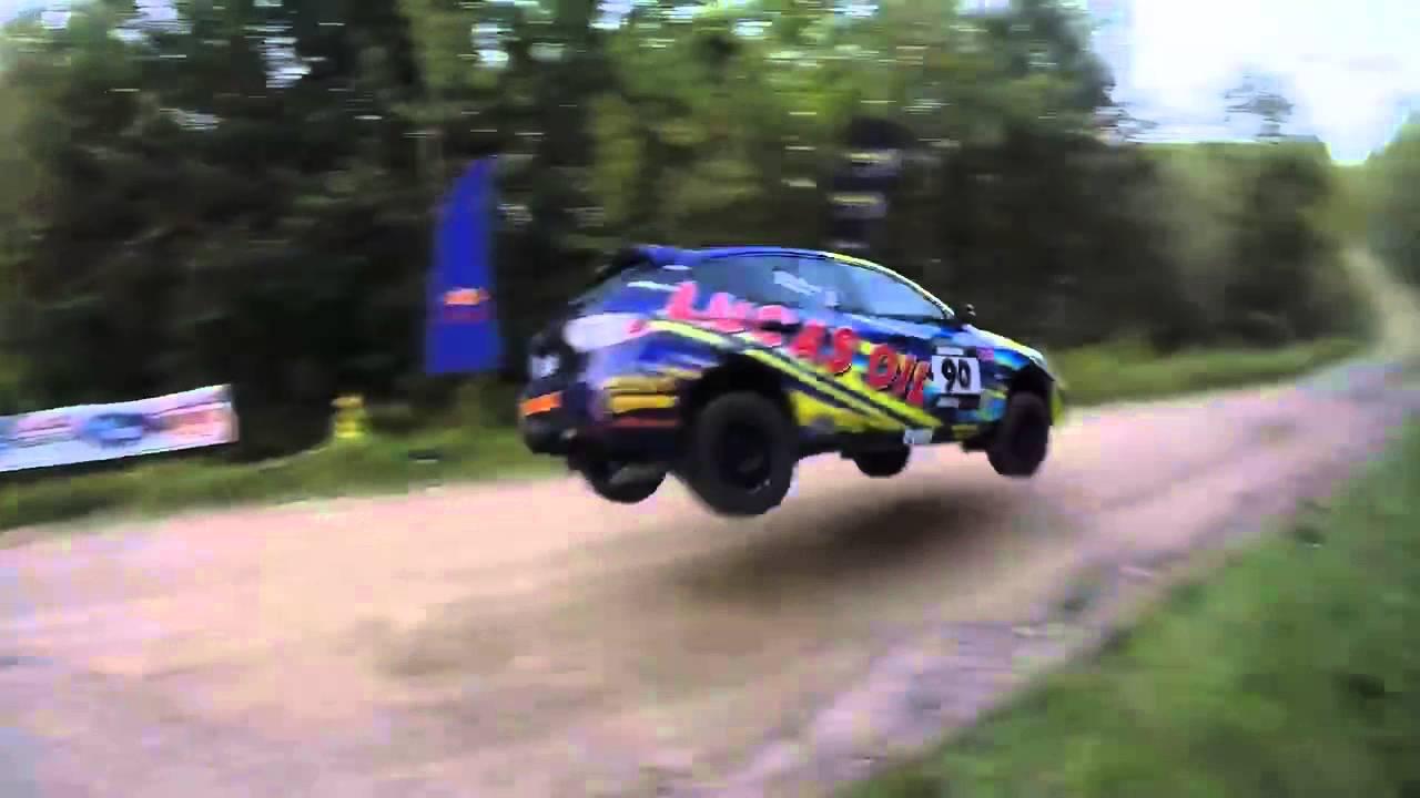 Big Air..CPD Racing, Lauchlin O'Sullivan/Scott Putnam Crossroads Jump 2015