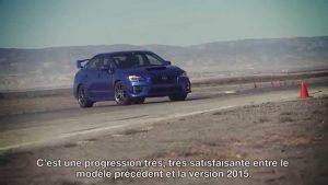 2015 Subaru WRX STI - Tommi Mäkinen