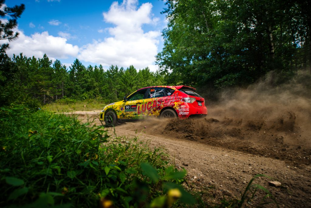 Ojibwe Forest Rally 2019