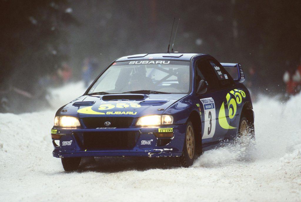 1998 Sweden