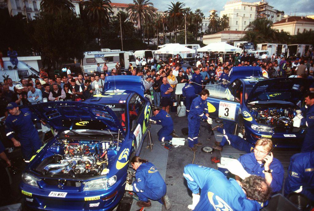 1997 Italy