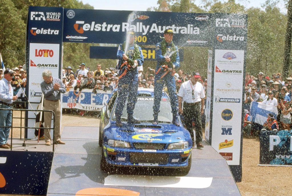 2000 Australia