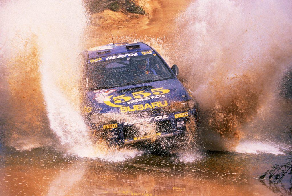1995 SWRT Australia