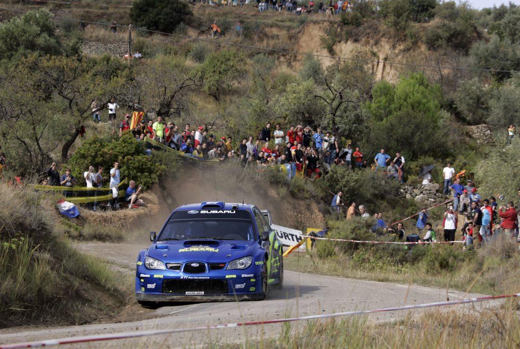 2007 Spain